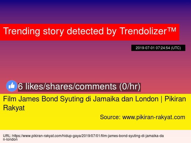 Huge star 'quits' new James Bond film just moments after